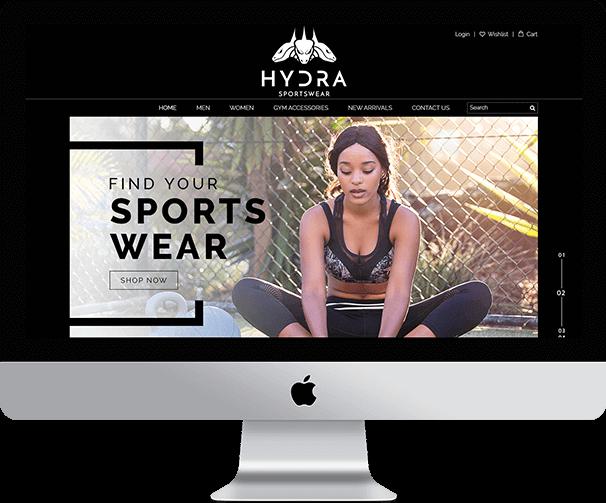Hydra Sportswear cover